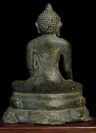12-13th century Pagan Buddha statue