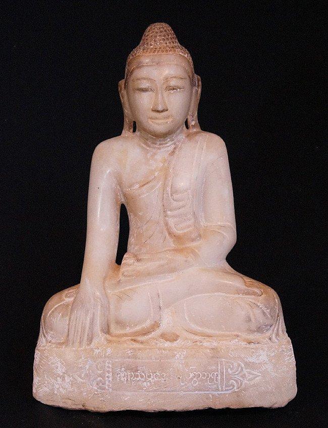 Antiker Birmanischer Mandalay Buddha