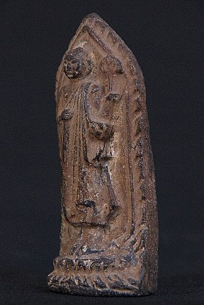 Antique Monk amulet
