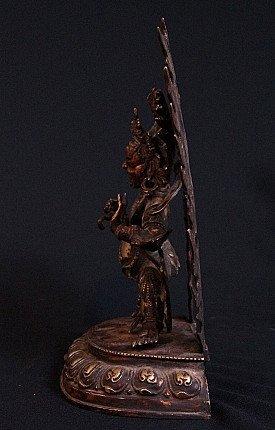 Antique Tibetan Vajrapani