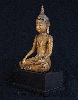 Antique Laos Buddha