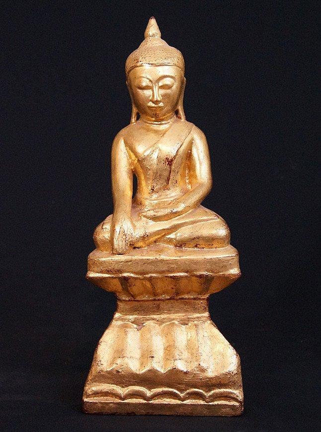 19th century Shan Buddha