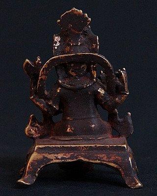 Antique Nepali Ganesha