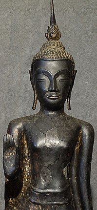 18e eeuwse Thaise Boeddha