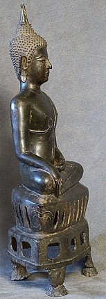 16/17th century Thai Buddha