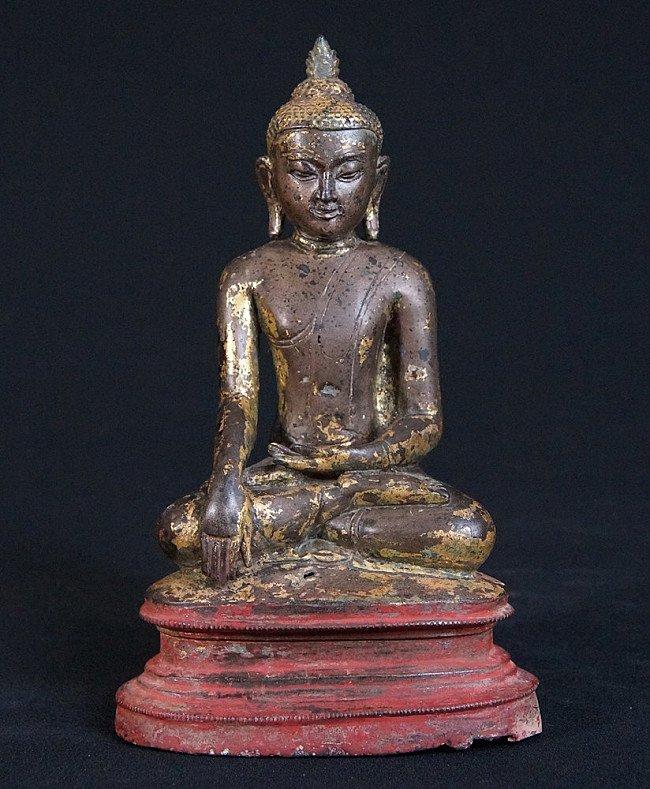 14th century Late Pagan Buddha
