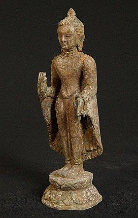 Bronze Pagan Buddha