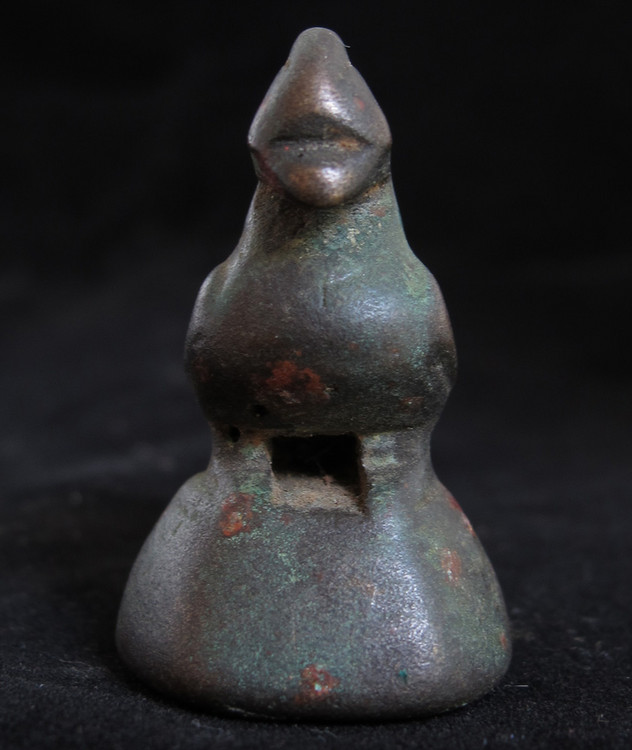 Antique opium weight from Burma made from