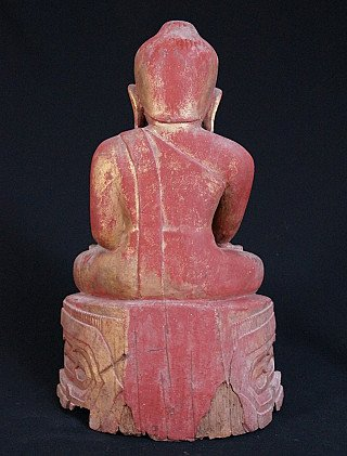 14-15th century Late Pagan Buddha