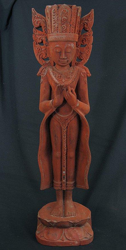 Old Jambupati Buddha