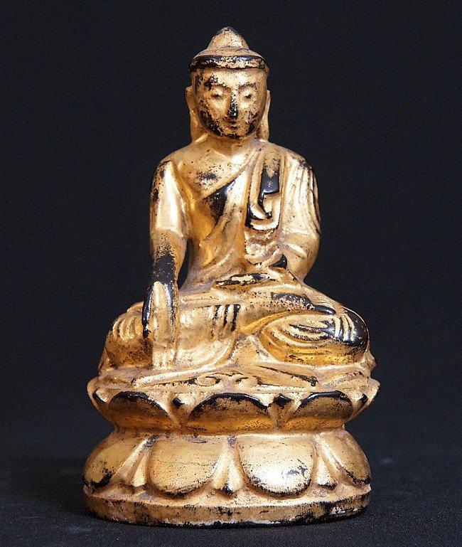 19th century Burmese Buddha
