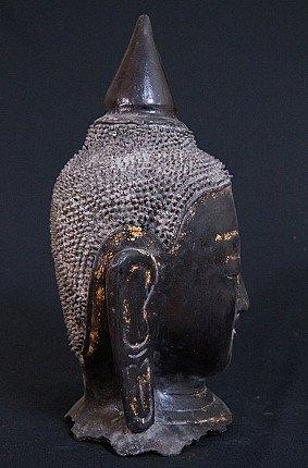Burmese Buddha head