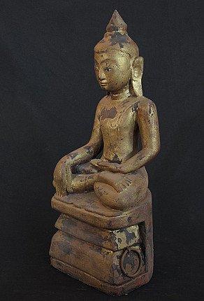 18th century Burmese Buddha