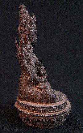 Antique Chinese Bodhisattva