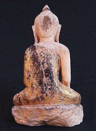 Antique Ava Buddha