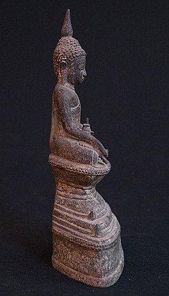 Antique Shan Buddha