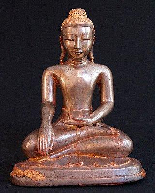 Bronze Arakan Buddha