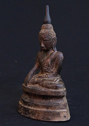 Antieke Shan Boeddha