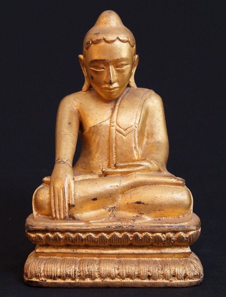Antique Dakhina Buddha from Burma