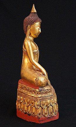 Alte Birmanischer Buddha