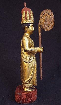 Antique Burmese Nat - spirit