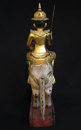 Antique Burmese Spirit - Nat