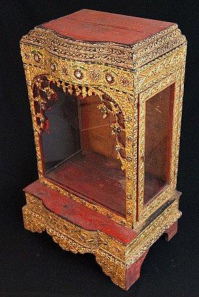 Antique Burmese temple