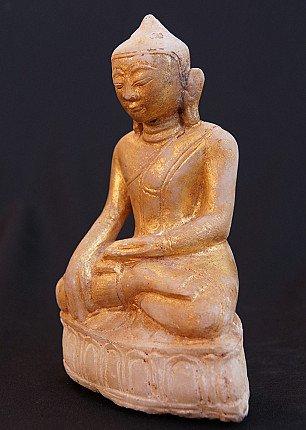 17. Jahrhundert marmor Buddha