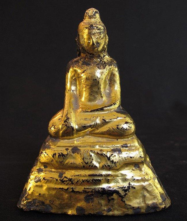19. Jahrhundert Shan Buddha