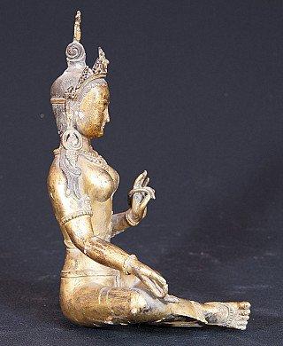 Old Nepali Parvati