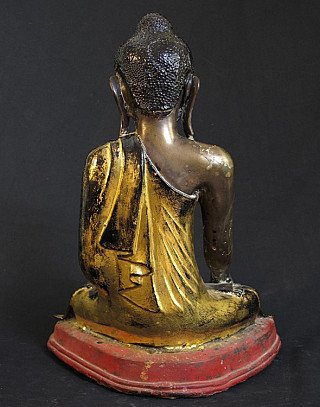 19th century Mandalay Buddha
