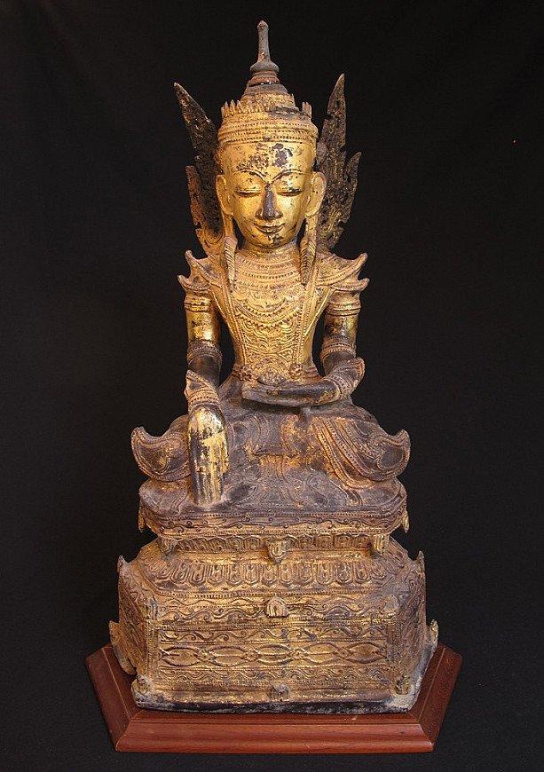 18e eeuwse Shan Boeddha