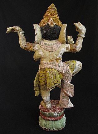 Large old Ganesha