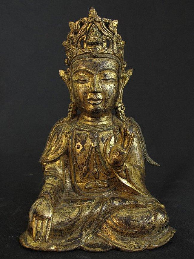 16e eeuwse Chinese Guan Yin