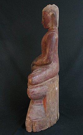 16e eeuwse Ava Boeddha