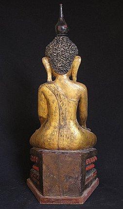 18. Jahrhundert Buddha Figur