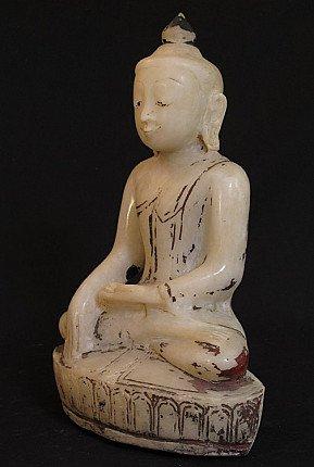 Old Ava Buddha