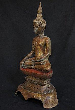 Old Laos Buddha