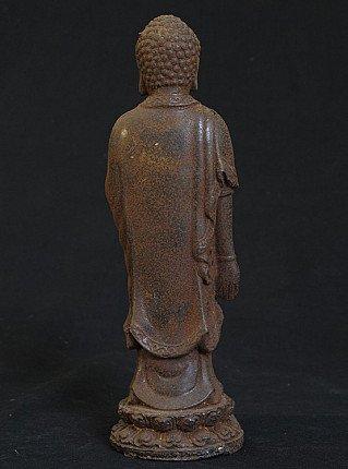 Old Chinese Buddha