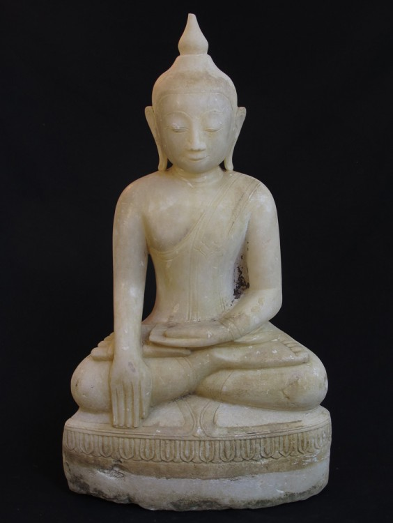 16-17th century Burmese Buddha from Burma