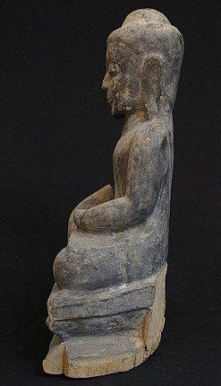 Antique sitting Buddha